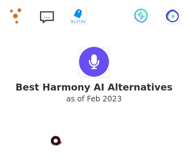 Best Harmony AI Alternatives