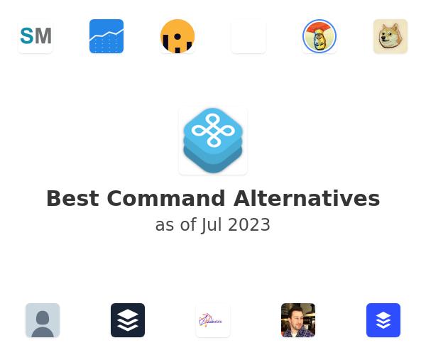 Best Command Alternatives