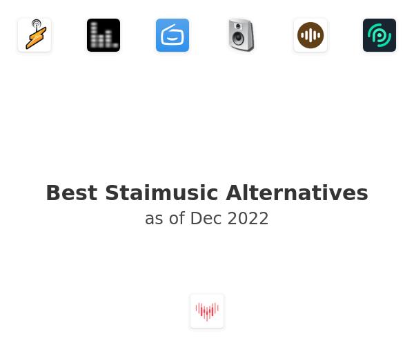 Best Staimusic Alternatives