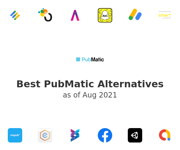 Best PubMatic Alternatives