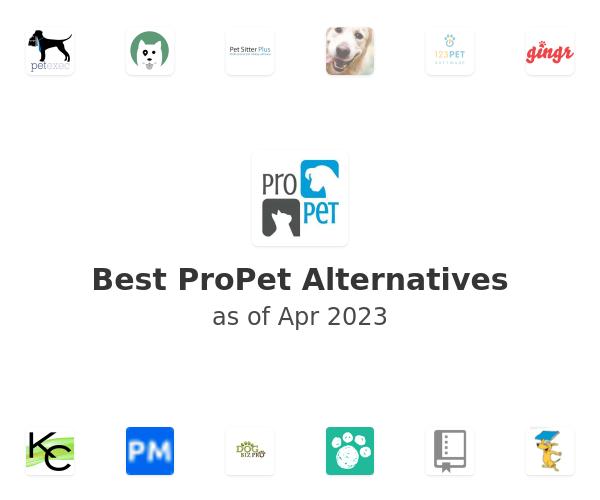 Best ProPet Alternatives