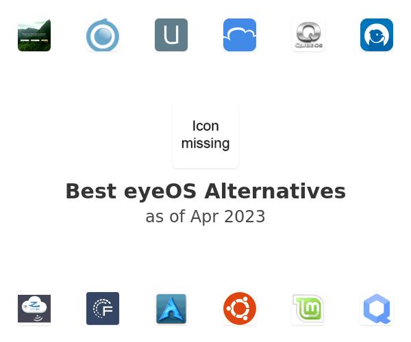 Best eyeOS Alternatives