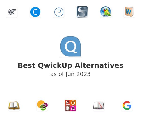 Best QwickUp Alternatives