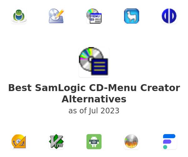 Best SamLogic CD-Menu Creator Alternatives