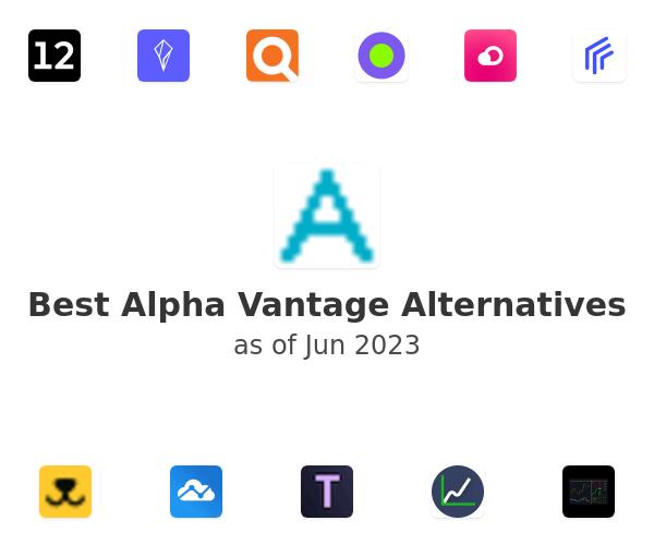 Best Alpha Vantage Alternatives