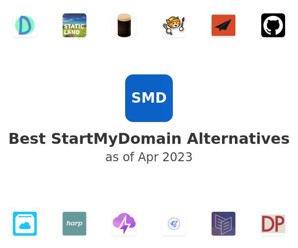 Best StartMyDomain Alternatives