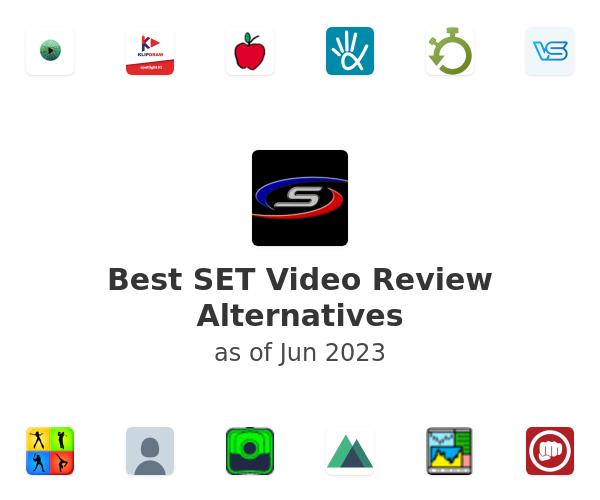 Best SET Video Review Alternatives