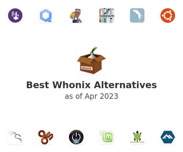 Best Whonix Alternatives