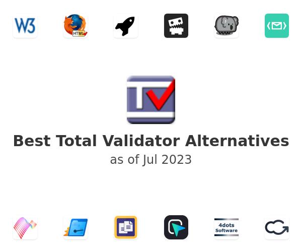 Best Total Validator Alternatives