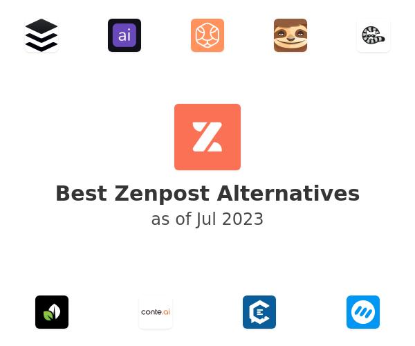 Best Zenpost Alternatives