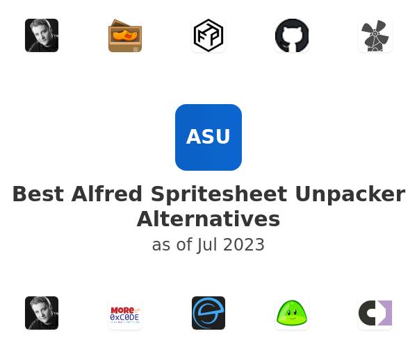 Best Alfred Spritesheet Unpacker Alternatives