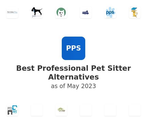 Best Professional Pet Sitter Alternatives