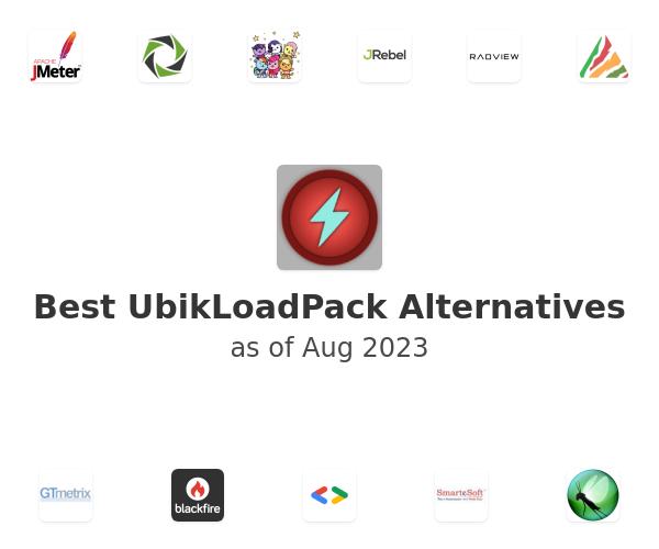 Best UbikLoadPack Alternatives