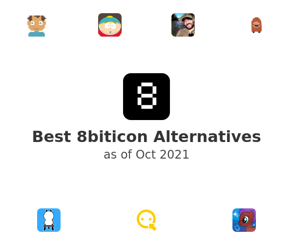 Best 8biticon Alternatives