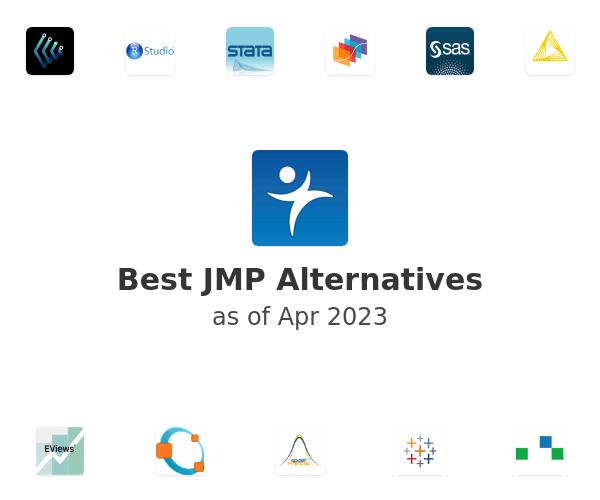 Best JMP Alternatives