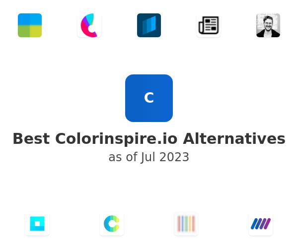 Best Colorinspire.io Alternatives