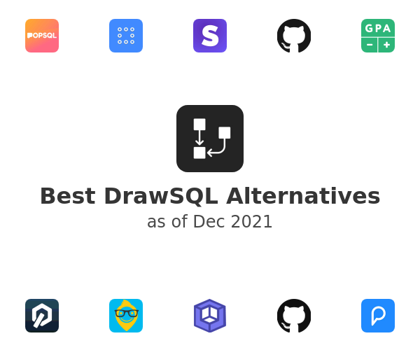 Best DrawSQL Alternatives