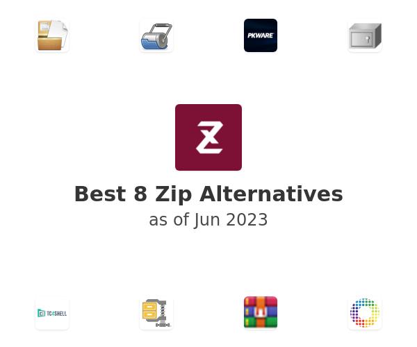 Best 8 Zip Alternatives