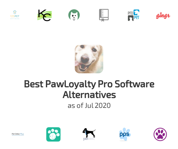 Best PawLoyalty Pro Software Alternatives