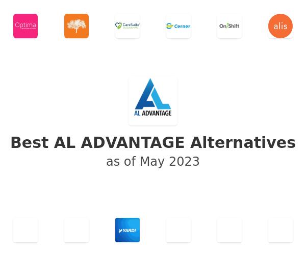 Best AL ADVANTAGE Alternatives