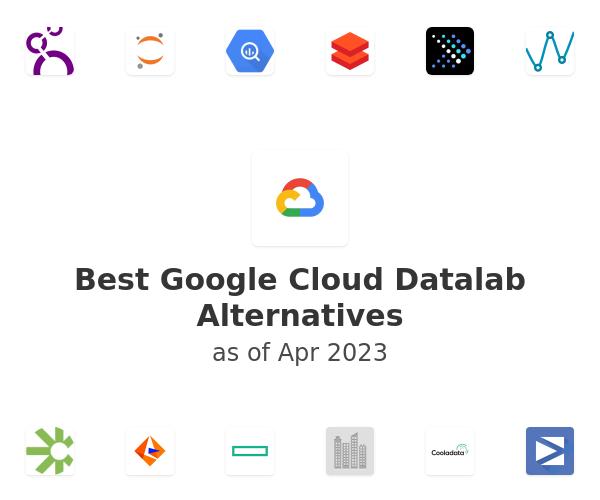 Best Google Cloud Datalab Alternatives
