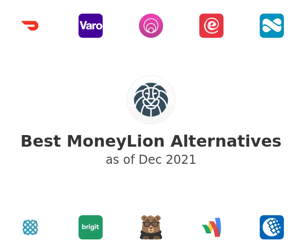 Best MoneyLion Alternatives