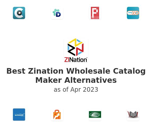 Best Zination Wholesale Catalog Maker Alternatives