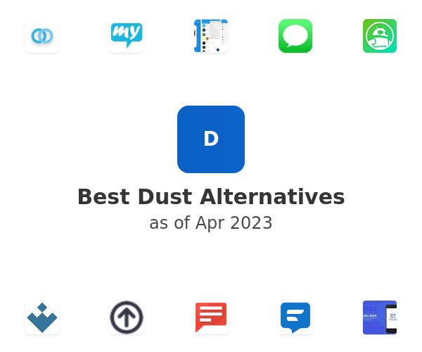 Best Dust Alternatives