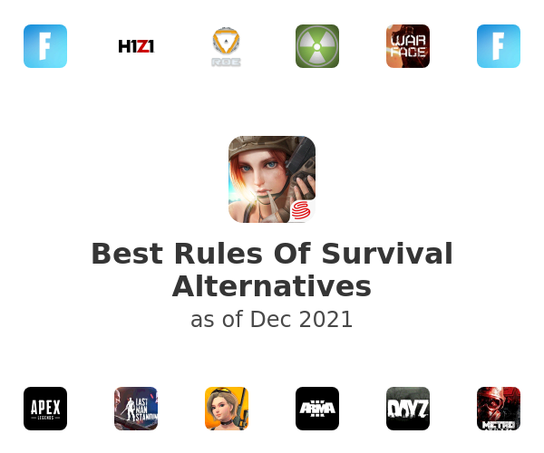 Best Rules Of Survival Alternatives