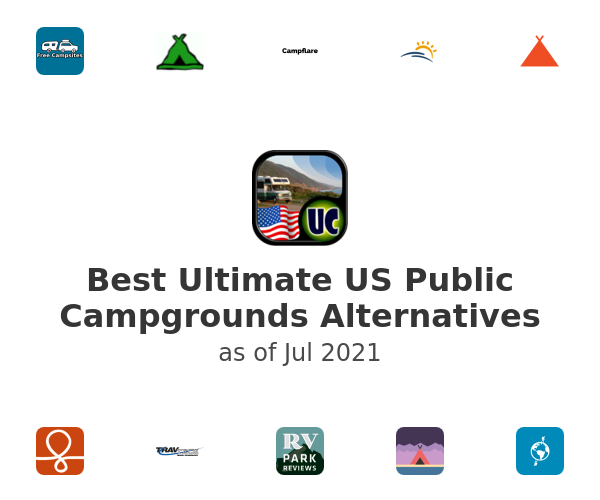 Best Ultimate US Public Campgrounds Alternatives