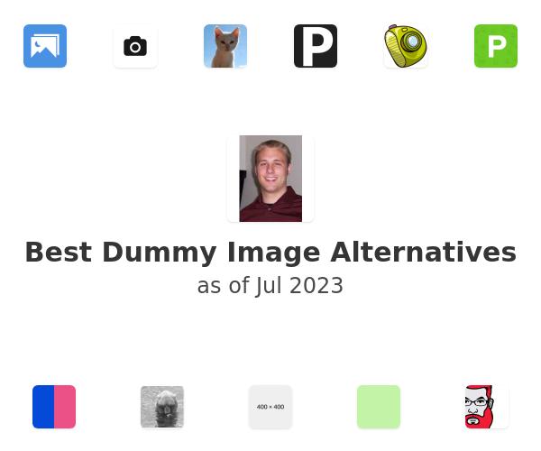 Best Dummy Image Alternatives