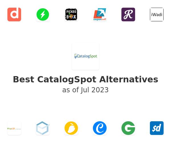 Best CatalogSpot Alternatives