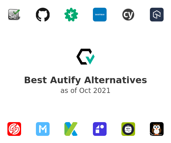 Best Autify Alternatives