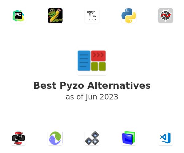 Best Pyzo Alternatives