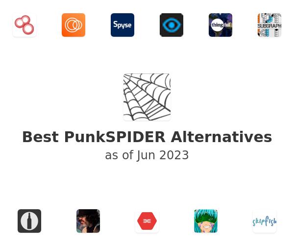 Best PunkSPIDER Alternatives
