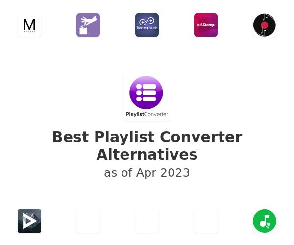 Best Playlist Converter Alternatives