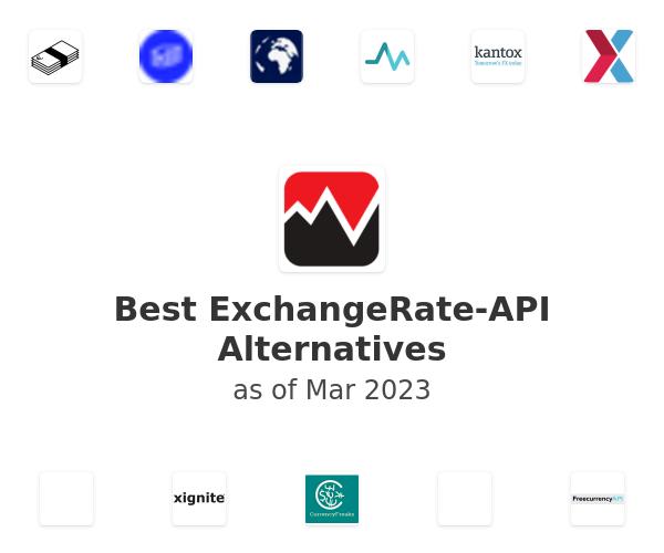 Best ExchangeRate-API Alternatives