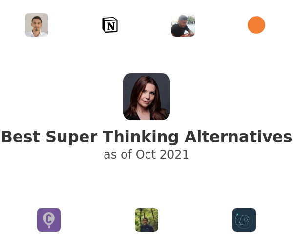 Best Super Thinking Alternatives