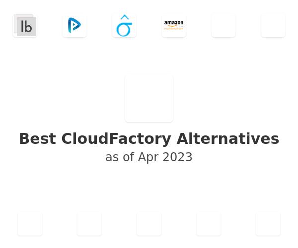 Best CloudFactory Alternatives