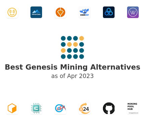 Best Genesis Mining Alternatives