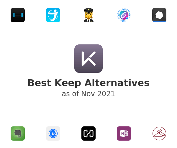 Best Keep Alternatives