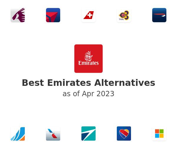 Best Emirates Alternatives