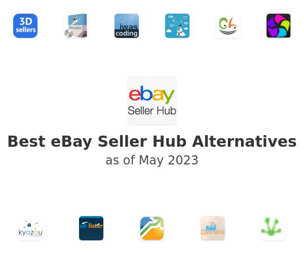 Best eBay Seller Hub Alternatives