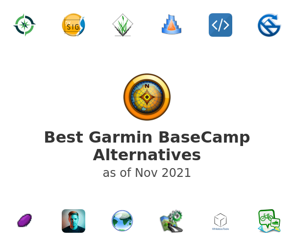 Best Garmin BaseCamp Alternatives