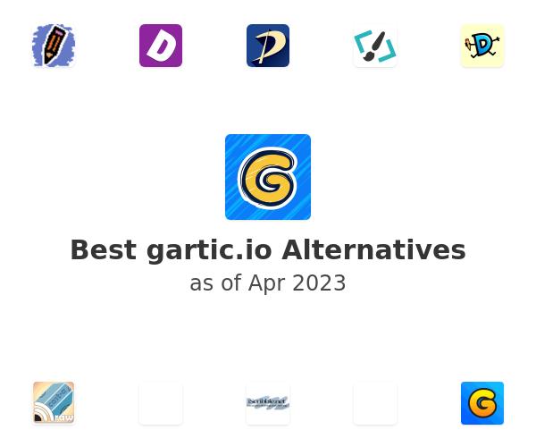 Best gartic.io Alternatives