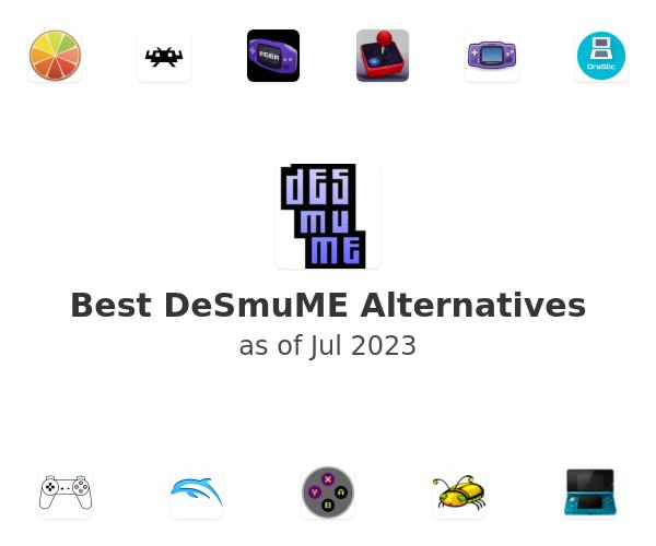 Best DeSmuME Alternatives