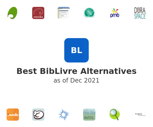 Best BibLivre Alternatives