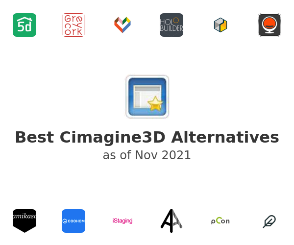 Best Cimagine3D Alternatives