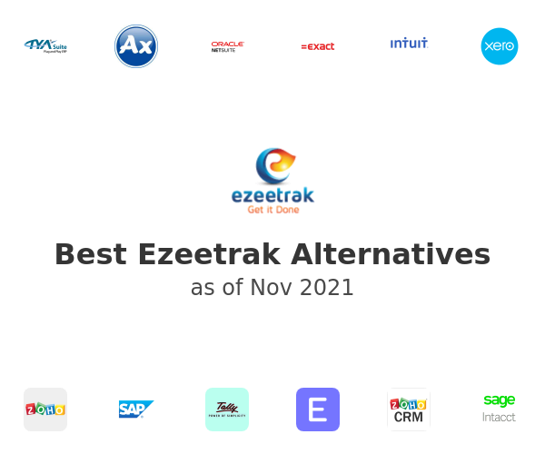 Best Ezeetrak Alternatives