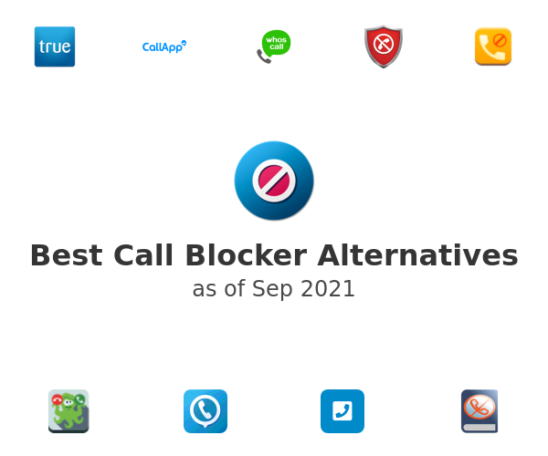Best Call Blocker Alternatives